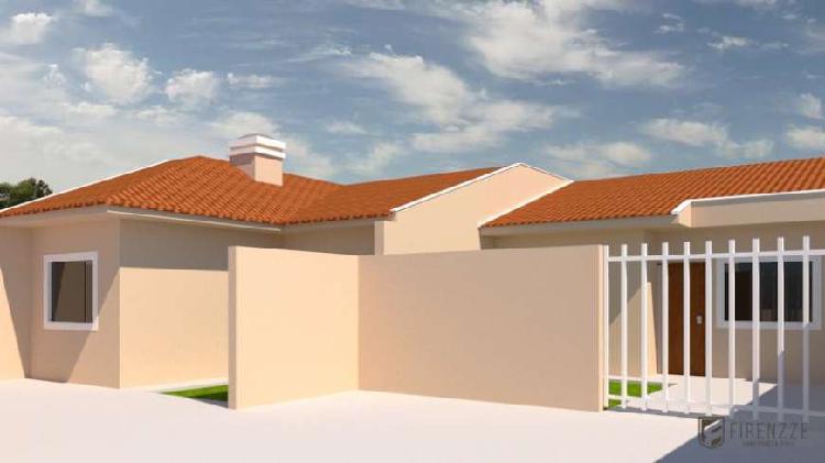 Excelentes casas para venda com 2 quartos em campina da