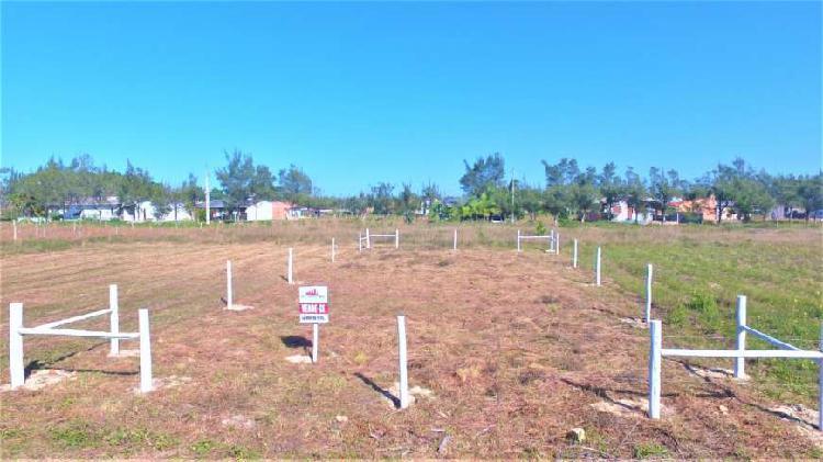 Lote/terreno para venda em village dunas - balneário