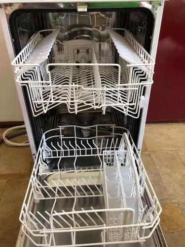 Maquina electrolux grande de lavar louça - completa - top