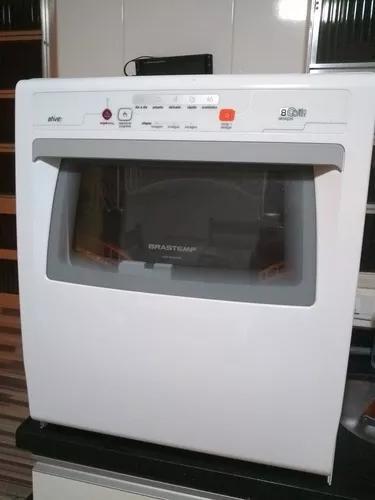 Máquina de lavar louça brast