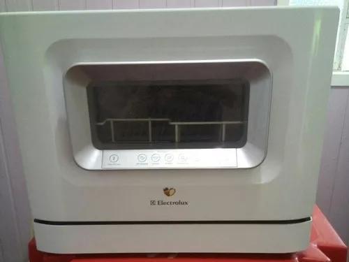 Máquina de lavar louça eletrolux