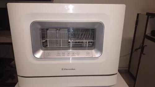 Máquina de lavar louça, eletrolux, s