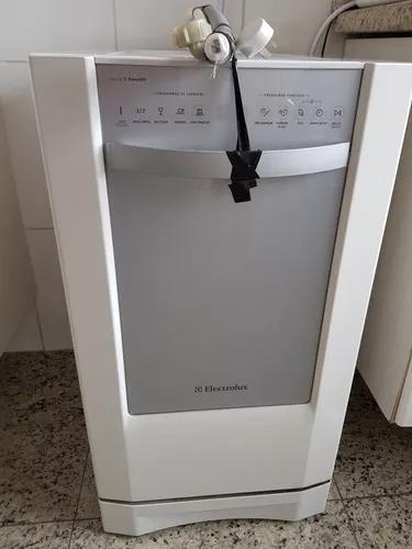 Máquina lavar louca eletrolux
