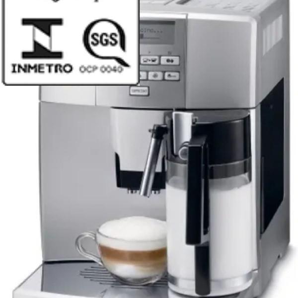 Máquina de café elétrica espresso magnífica pronto