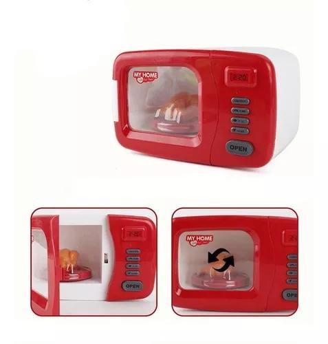 Plástico pequenos eletrodomésticos brinquedos simulação