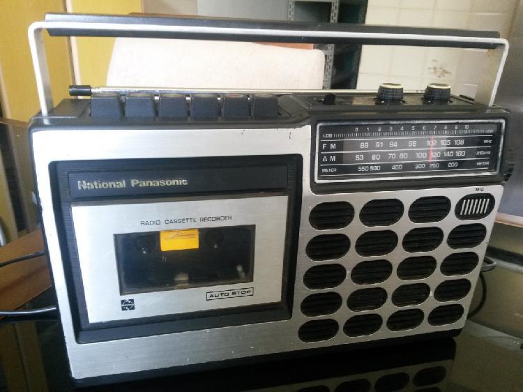 RADIO NATIONAL PANASONIC 1.978