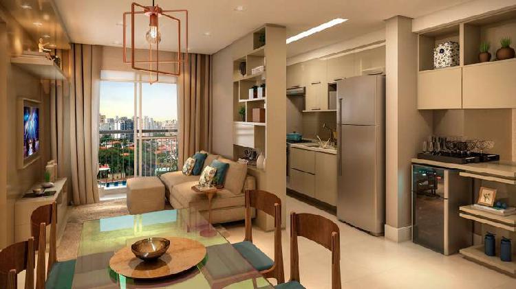 Só r$ 278.800,00 ! apartamento 49 m² com 2 quartos e 1