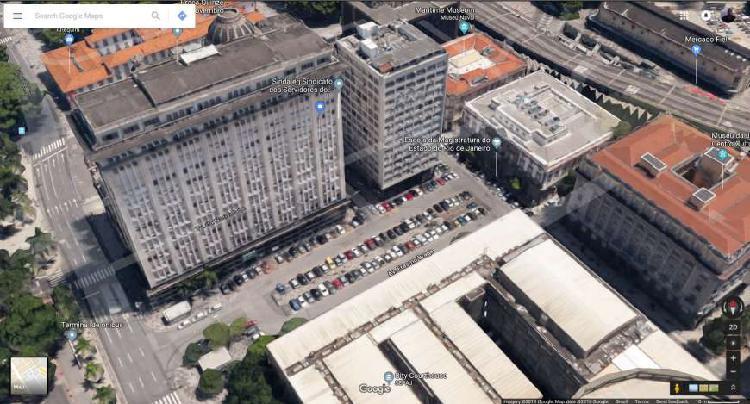 Sala 42 m2, em frente ao forum central no centro - rio de