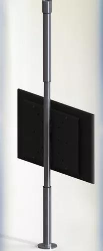 Suporte giratório móvel teto p/ tv de 32 a 65 c/ regulag