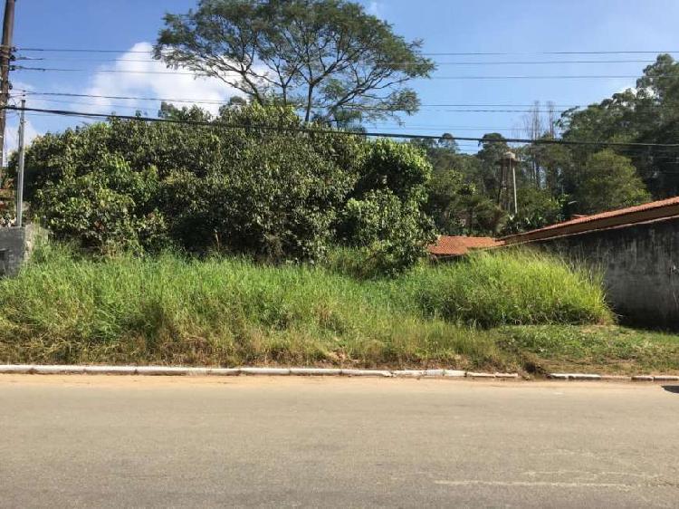 Terreno 505 m2 - na avenida principal (asfaltada) próximo