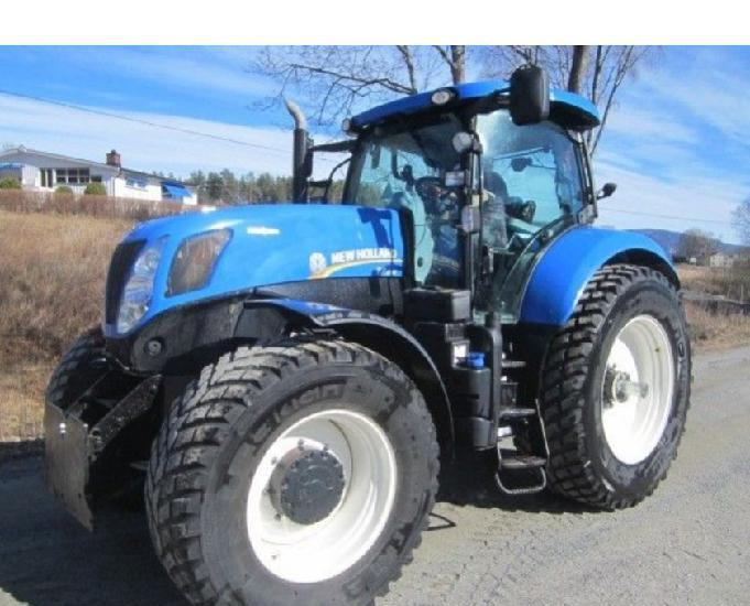 Trator new holland t7 235