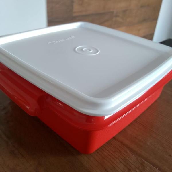 Tupperware quadrada - 780 ml