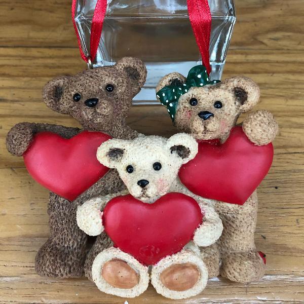 Ursinhos urso família natal amor