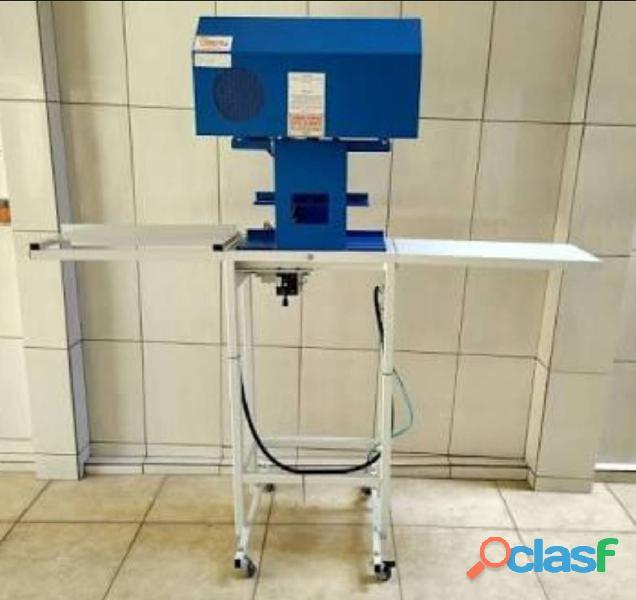 Vendo maquina fazer chinelo automática compacta print