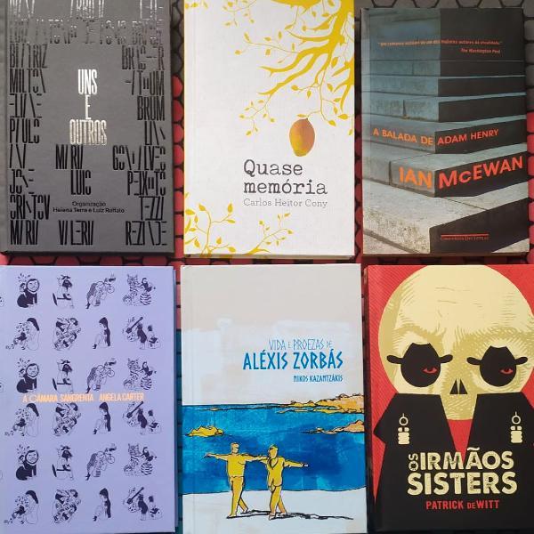 20 livros por r$200