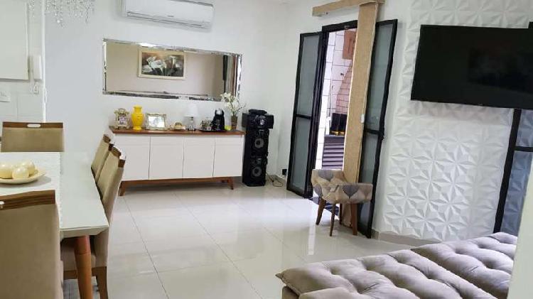 Apartamento para venda, guarujá / sp