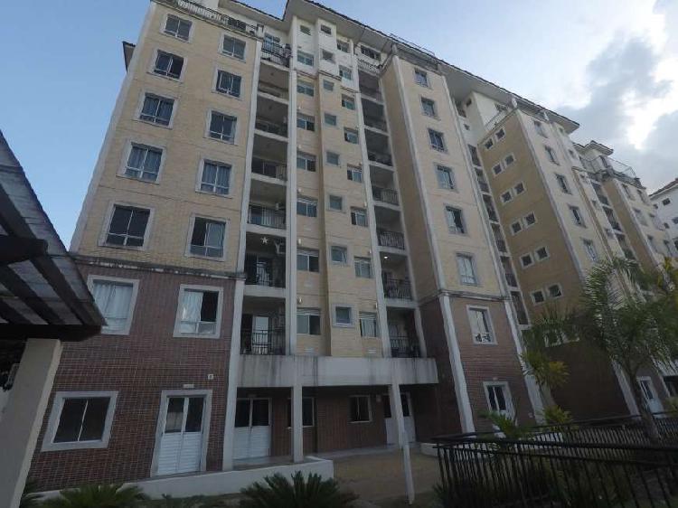 Alugo apartamento 2 quartos com suíte na cidade nova