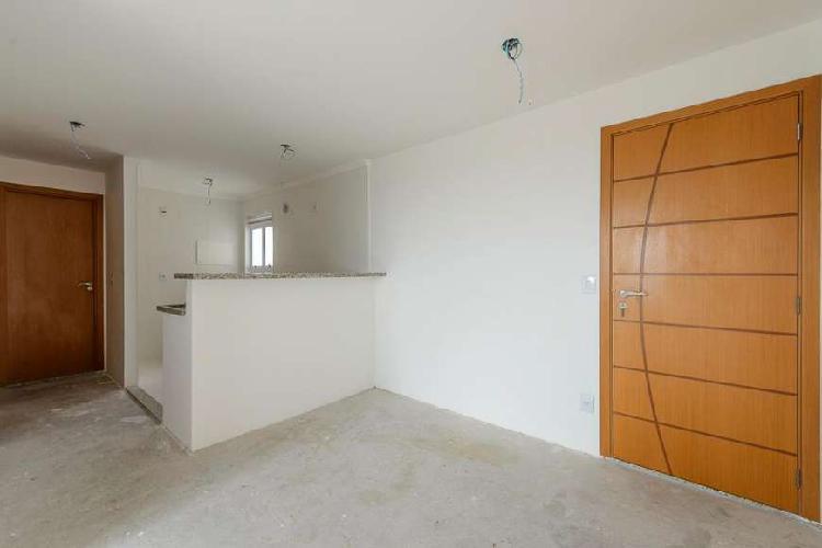 Apartamento 2 dormitórios com 1 vaga - parque novo