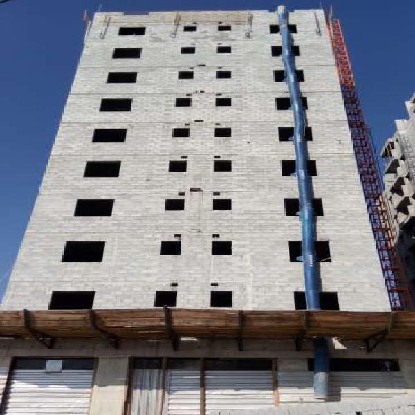 Apartamento 57m² com 2 dormitórios, suíte, terraço grill