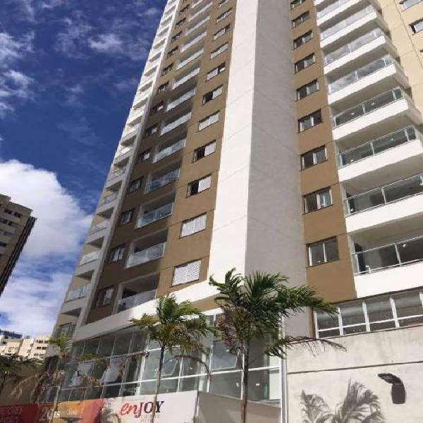 Apartamento 60 m², 2 quartos no setor bueno - goiânia - go