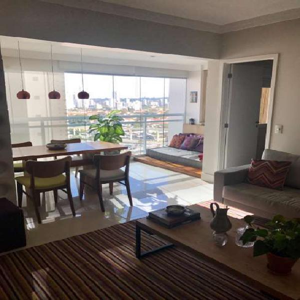 Apartamento moderno no brooklin - são paulo - sp