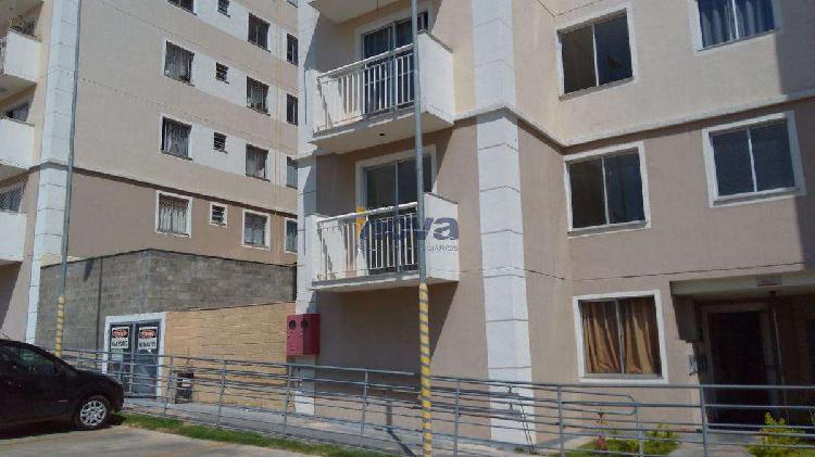 Apartamento, parque são pedro (venda nova), 2 quartos, 1