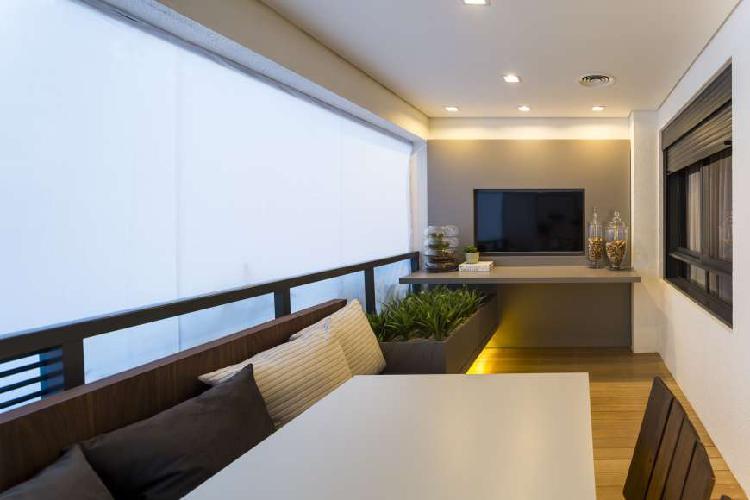 Apartamento pinheiros terraço gourmet 1 vaga