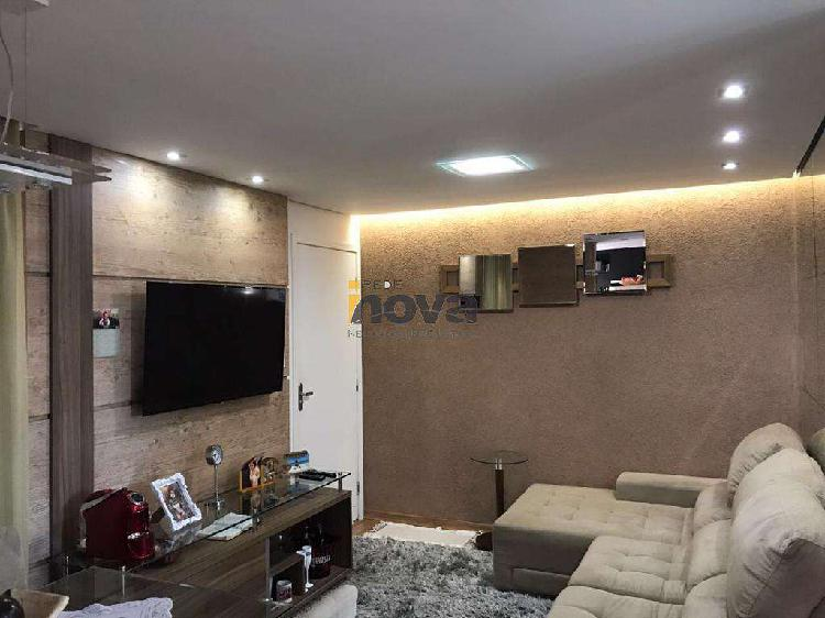 Apartamento, residencial taquaril, 2 quartos, 1 vaga