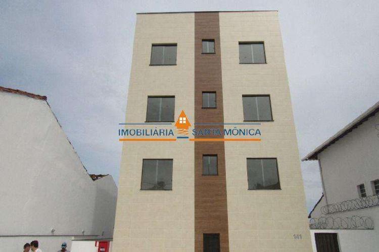 Apartamento, santa amélia, 2 quartos, 1 vaga, 0 suíte