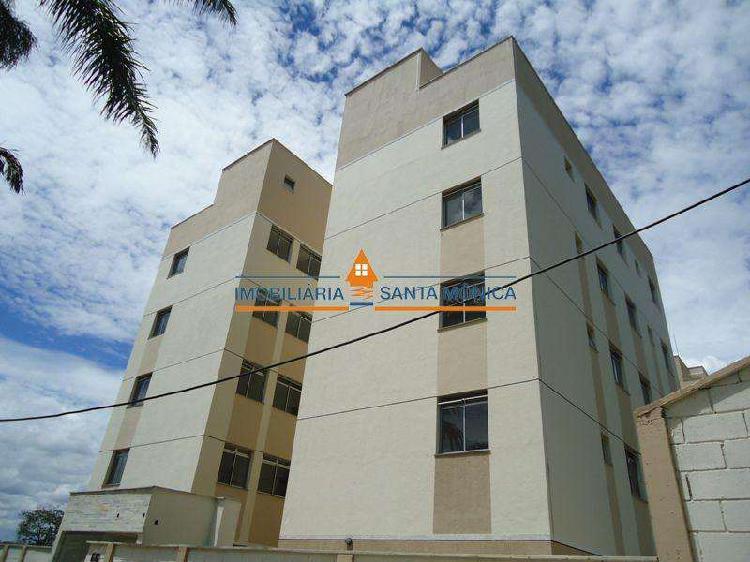 Apartamento, serra verde (venda nova), 2 quartos, 1 vaga