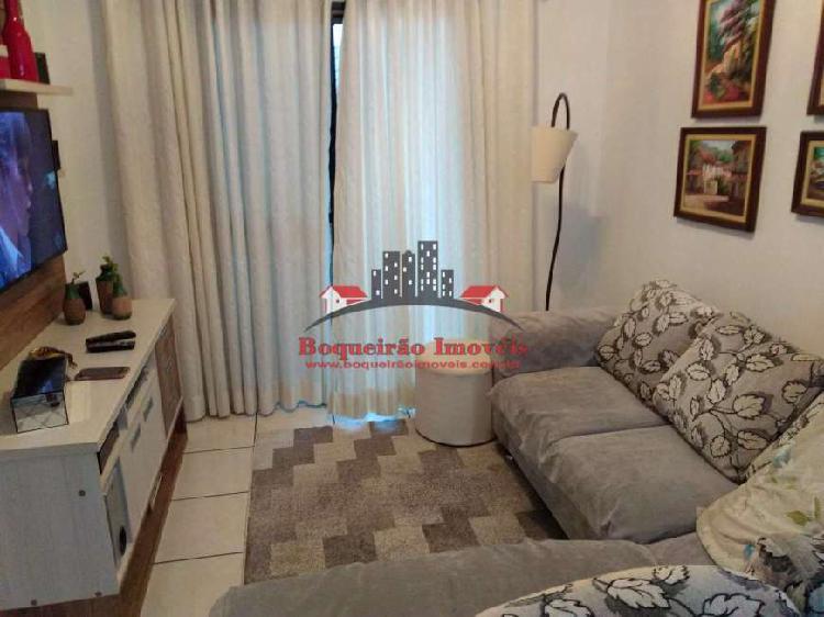 Apartamento com 2 dorms, guilhermina, praia grande - r$ 260