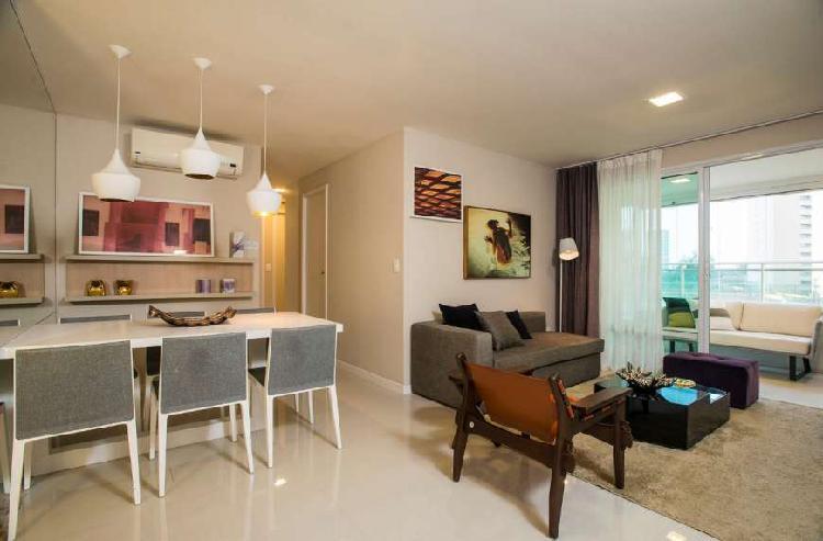 Apartamento com 3 quartos à venda, 90 m² por r$ 495.000