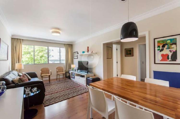 Apartamento de 2 dormitórios na sabiá