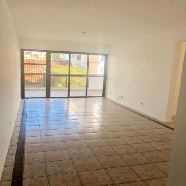 Apartamento para aluguel com 92 m² com 2 quartos em recreio