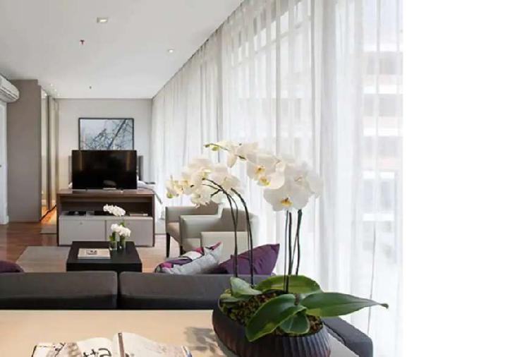 Apartamento para aluguel tem 54 metros quadrados com 1