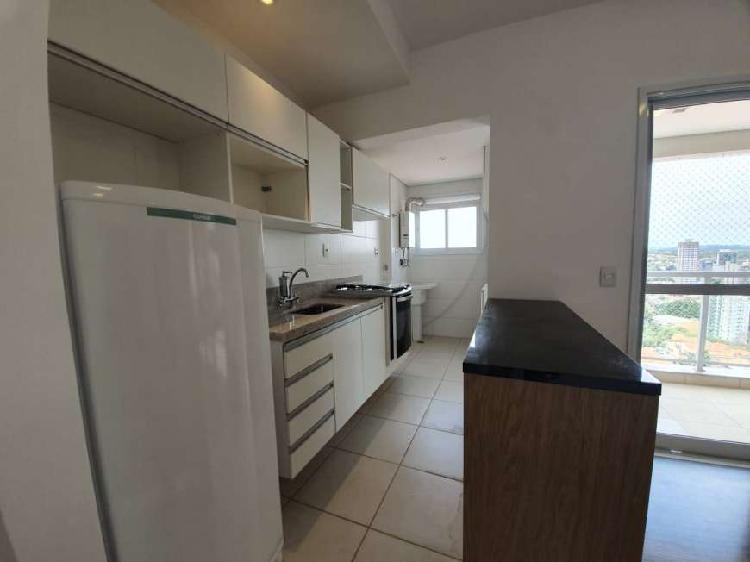 Apartamento para aluguel tem 66 metros quadrados com 2
