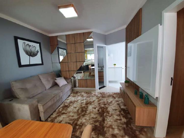 Apartamento para venda com 46 metros quadrados com 2 quartos