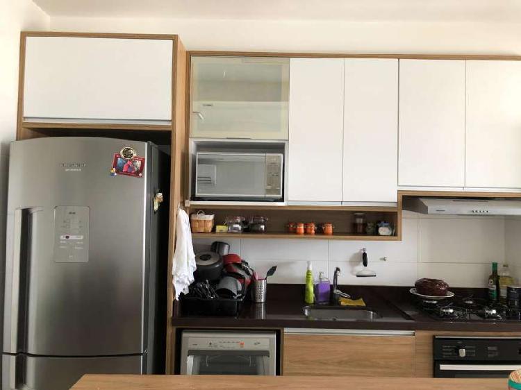 Apartamento para venda com 81 metros quadrados com 3