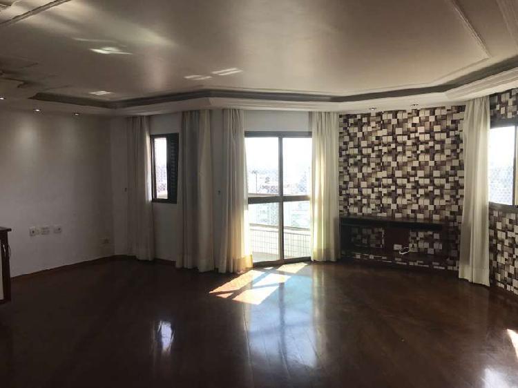 Apartamento para venda ou locação com 104 m² - bairro