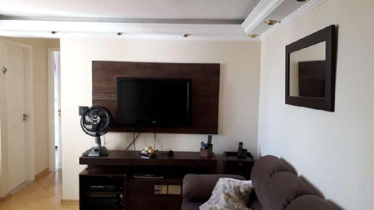 Apartamento para venda tem 50 metros com 2 quartos em vila