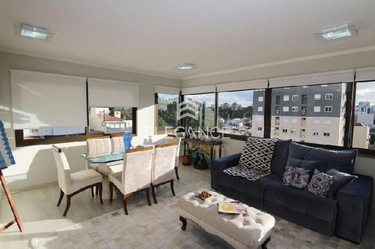 Apartamento semi-novo 3 dormitórios suíte churrasqueira 2