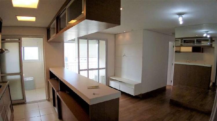 Apartamento à venda 2 quartos, 55 m² bairro vila olímpia,