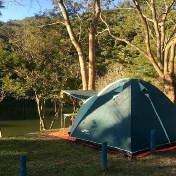 Barraca camping nautika fortaleza 5 pessoas