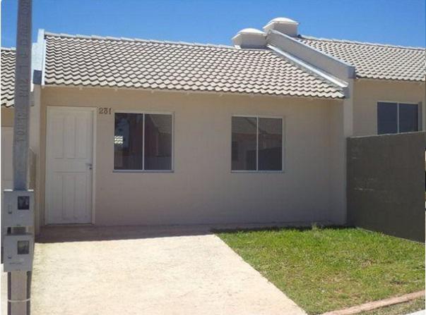 Casa próximo ao bairro sitio cercado. 44m²|2