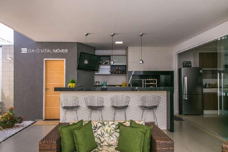 Casa moderna à venda / monte alto- sp