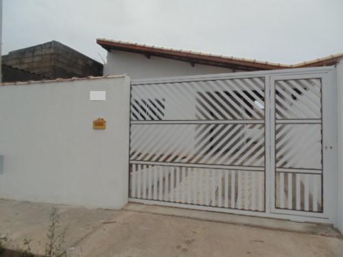 Casa térrea (nova) 02 dormitórios