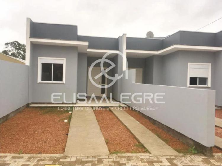 Casa em condomínio para venda em sapucaia do sul, vargas, 3