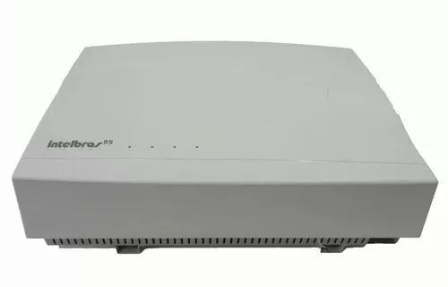 Central pabx intelbras 95 digital