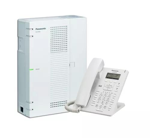 Central telefônica kx hts32 + ap hdv130 panasonic