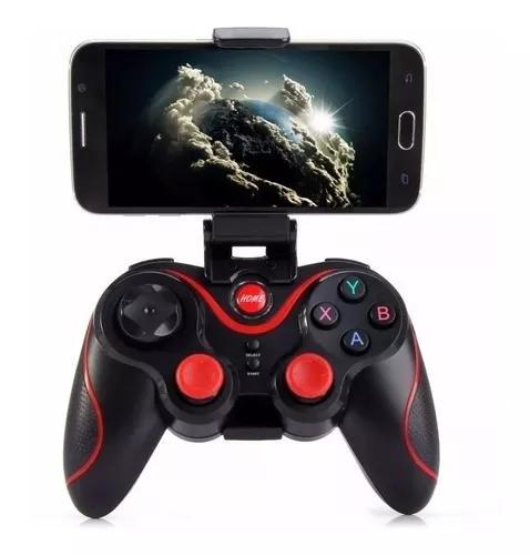 Controle celular joystick bluetooth ipega pg9025 ios android